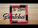 Обзор Anastasia Beverly Hills Lip Glosses Jayne Mois