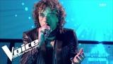 Christophe - Les mots bleus Xam Hurricane The Voice 2018 Lives