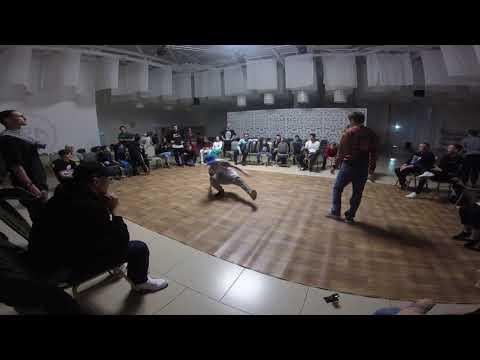 BBOY BULL VS Мужик Йолка 2018