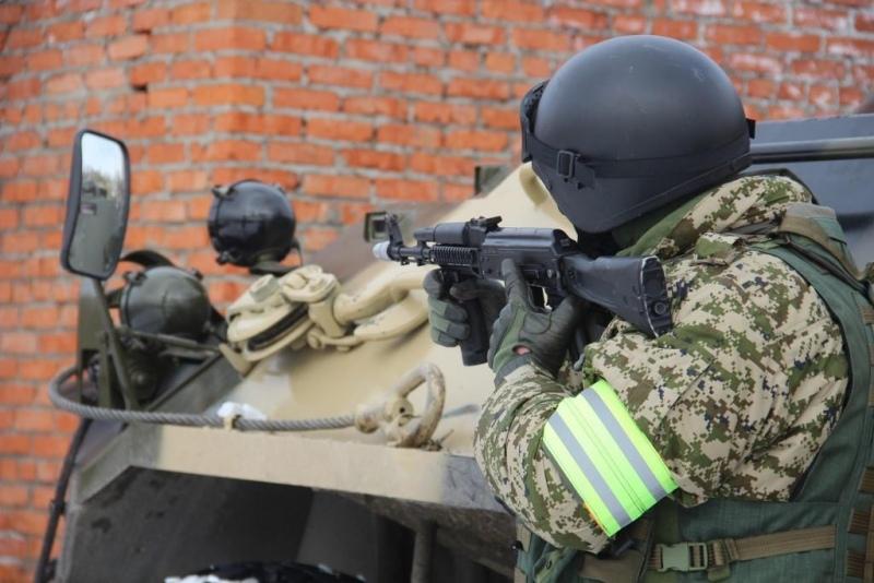 В Усть-Джегутинском районе силовики ликвидировали условных террористов