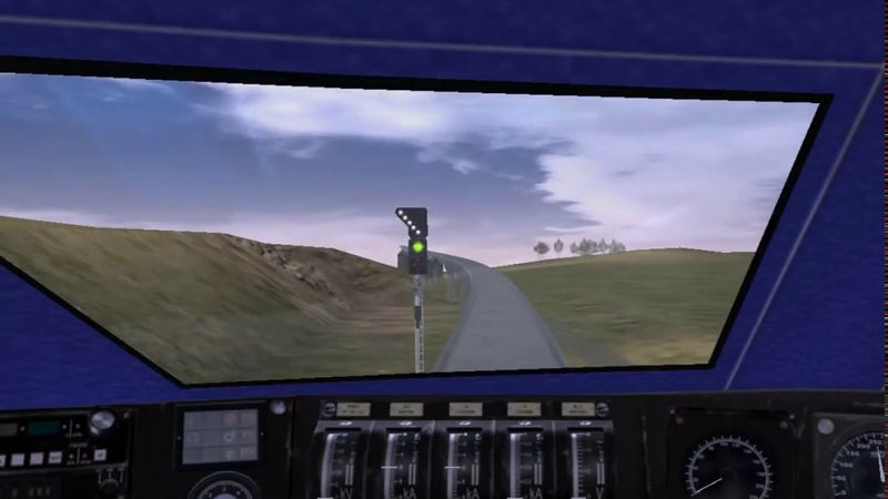 Trainz: Maglev Project 2006 - Dejan to Clare Bay