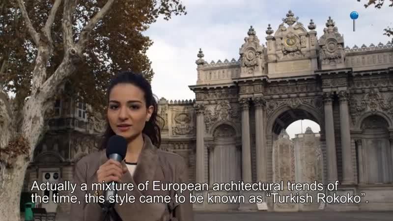 Istanbul City Guide with Miss Turkey Melisa Asli Pamuk