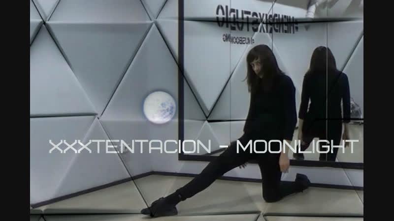 XXXTENTACION - MOONLIGHT (shycrowns freestyle)