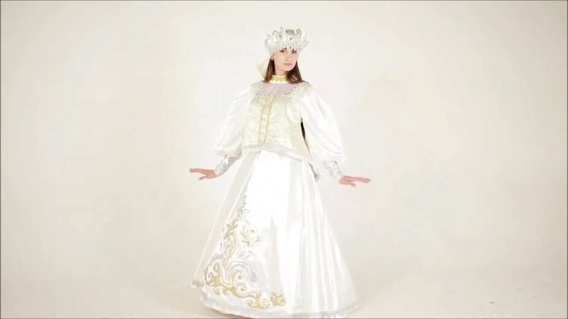 👍 Костюм ❄️ Зима Боярская ❄️ для женщин - Магазин GrandStart.ru ❤️