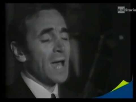 Charles Aznavour- Ed io tra di voi (1967)