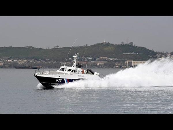 Береговая охрана Пограничной службы ФСБ России Russian Coast guard