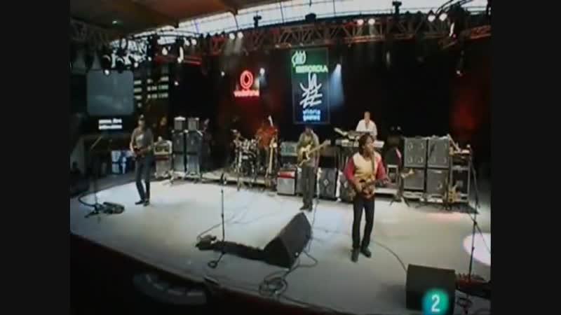 Stanley Clarke, Marcus Miller Victor Wooten (SMV) - Thunder