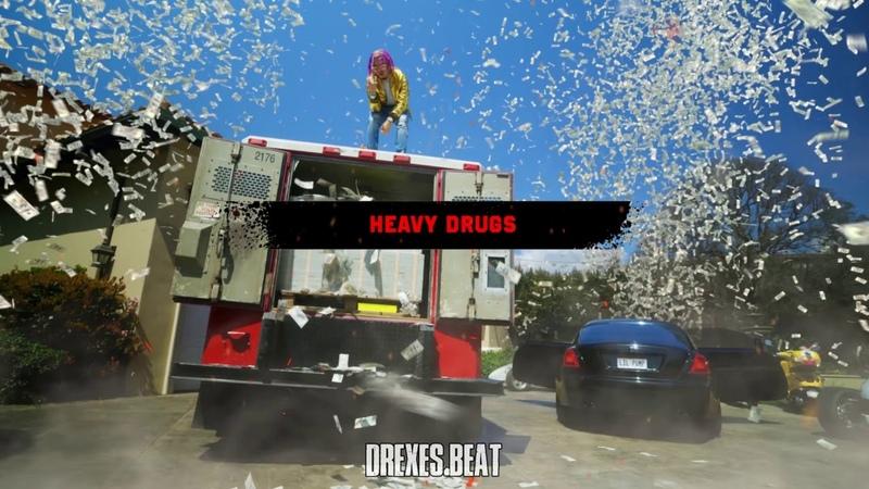 Lil Pump Type Beat 'Heavy drugs' Trap Beats 2019 - Rap/Trap Instrumental