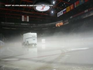 Что обычно остается скрытым от глаз хоккейных болельщиков...