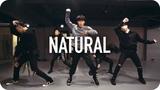 Natural - Imagine Dragons  Koosung Jung Choreography