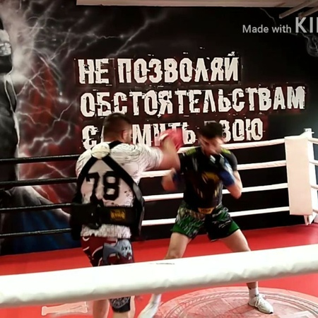 Хаял Джаниев работа по лапам