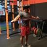 """Денис Семенихин on Instagram: """"Нет, это не безумный пчеловод и не Райдэн из Mortal Kombat! Это суперэффективное упражнение для мышц шеи из арсенала..."""