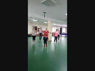 Zumba Fitness, ZIN 78 La Cinta Roja. Олеся Полозова