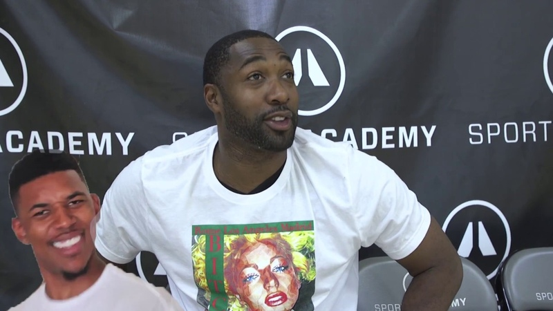 Gilbert Arenas Puts Up 100K For Shootout With Nick Young