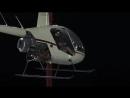 Лас Вегас Найтс устроил акцию для болельщиков клуба раскидав 5000 долларов с вертолета зависшего над полем