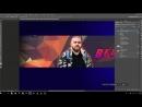 SpeedArt / скрытная реклама бородача XD XD XD