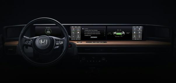 Новая Honda «под ретро» удивила салоном. Японская марка раскрыла дизайн интерьера нового электрического хэтчбека, который, как ожидается, поступит в продажу уже в этом году.Напомним, что мировой