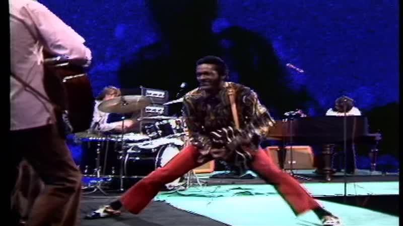 03 Chuck Berry – Johnny B. Goode