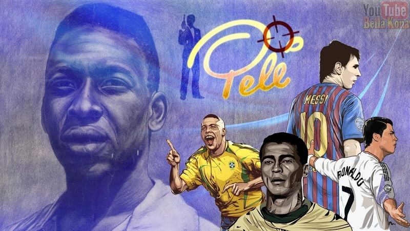 C.Ronaldo Messi Romario Ronaldo ● Déjà vu of Pelé 1