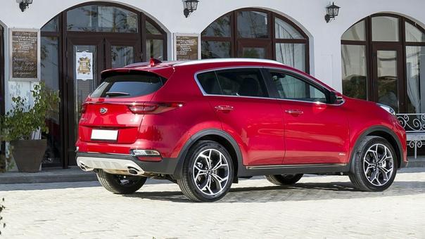 Обновленный Kia Sportage — первый тест.
