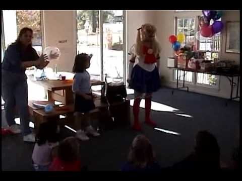 My Sailor Moon Birthday Party ( I was 7 years old!)