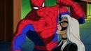 Человек паук против Чёрной кошки 1994 Мультсериал