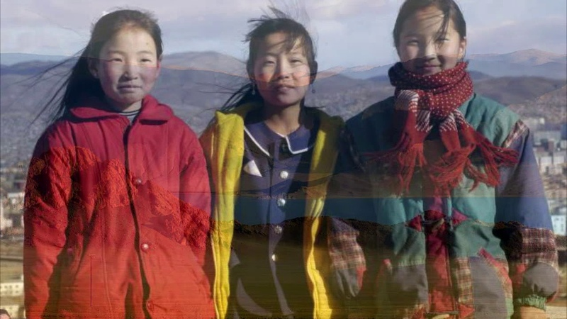 Ежи Сармат Жизнь в Монголии