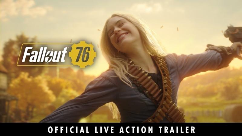 Fallout 76 – Official Live Action Trailer PEGI