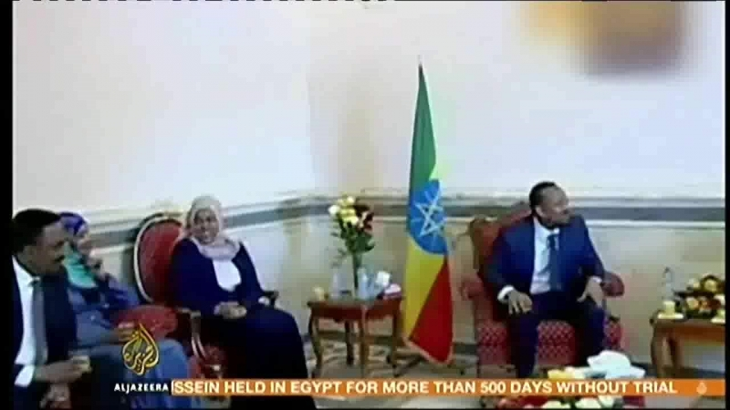 Jul 2018. Ethiopia and Eritrea Work for Peace