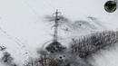 Операция Відплата часть вторая:ВСУ опубликовали очередное видео обстрела позиций НМ ЛНР в р-не н.п. Золотое в ЛНР. Миномётный обстрел корректировался с беспилотника