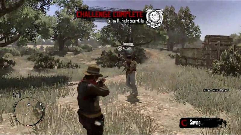 Red Dead Redemption Gameplay Series Multiplayer Free Roam