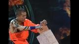 Stunt Hercules martial artist CCTV English