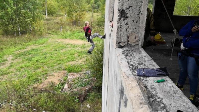 штурмовой альпинизм с Боец44
