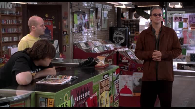 Alta fidelidad High Fidelity 2000 sexy escene 07 Catherine Zeta-Jones