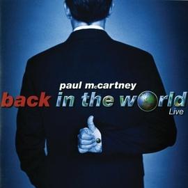 Paul McCartney альбом Back In The World