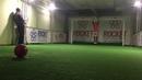 Robot Goalkeeper - a series of different shots to the Robokeeper's goal