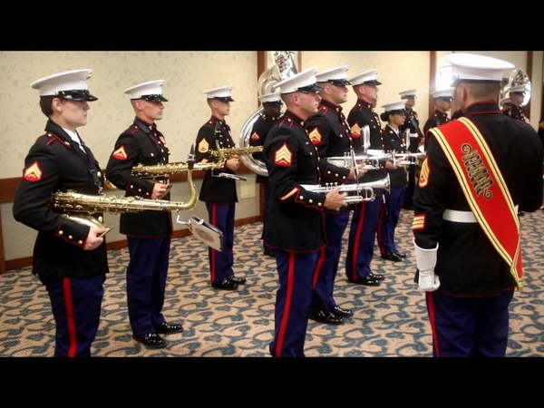 Marine Corps Pacific Band 2016