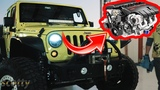 Jeep Wrangler Rubicon with an LS3 Corvette Engine - with Scotty Kilmer