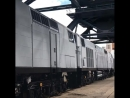 """Регіональна філія Одеська залізниця Зустріли ще 7 тепловозів виробництва «General Electric"""". Далі буде"""