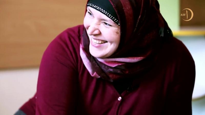 История Татьяны принятия Ислама