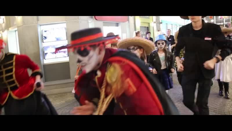 Halloween Calavera Fiesta в Кидзании