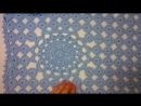 Жилет с медальонами крючком Ч.4 Круг на спине _ Жилетка, Безрукавка, Жакет без рукавов