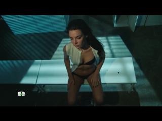 Ирина Шеянова в сериале Свидетели (2017) - Сезон 2 / Серия 57 (137) HDTV 1080i - Голая? Секси!