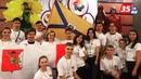 Череповецкие актёры взяли бронзу на Международных Парадельфийских играх