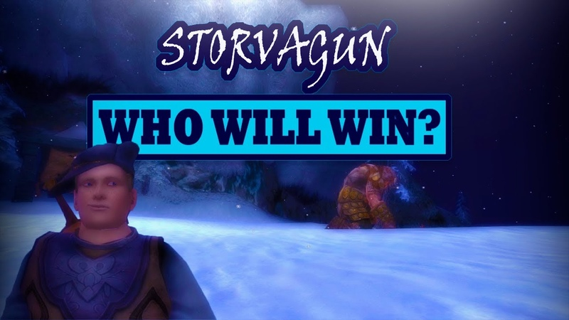 [ Lotro u23.1.7 ] STORVAGUN T2 vs MINSTREL: WHO WILL WIN?