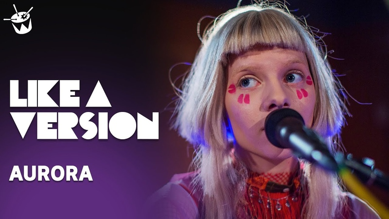 AURORA - 'The Seed' (live for Like A Version)