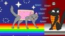 Nyan cat x tac nayn tribute