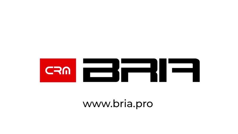 Bria Professional CRM - Управление Отчётами