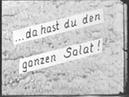 Osterhase Kleiner Kurzfilm von 1939 Demontiert