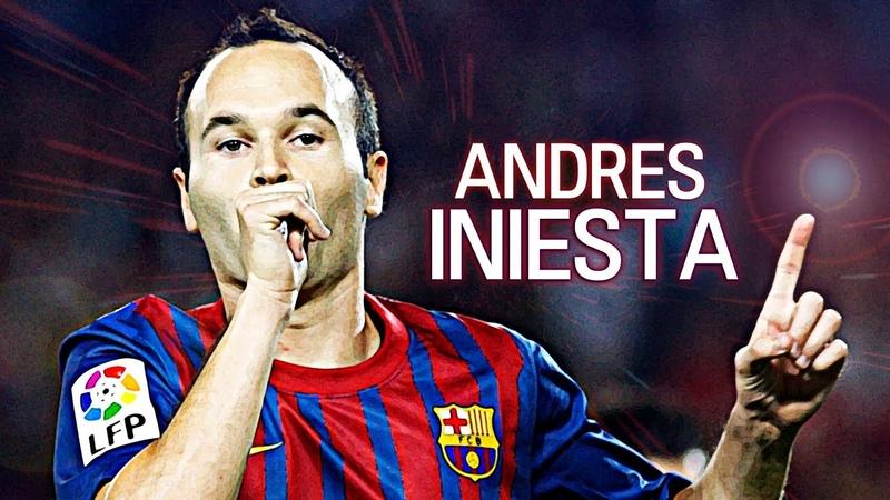 Andrés Iniesta   Skill Dribble   FC Barcelona   2011-2012 Season